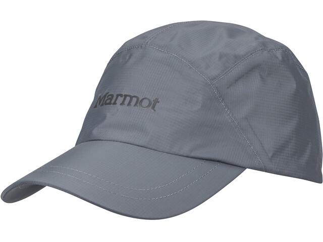 Marmot PreCip Baseball Cap Steel Onyx